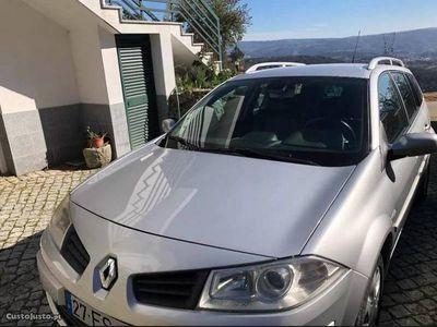 usado Renault Mégane Break Exclusive 1.5