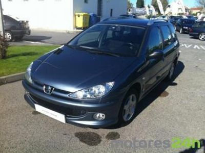 usado Peugeot 206 SW 1.4 HDI SX SW