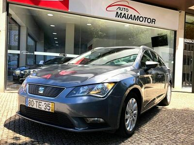 usado Seat Leon ST 1.6 TDi Style Ecomotive