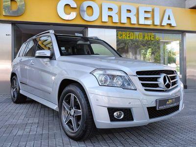 usado Mercedes GLK320 CDI 4 Matic