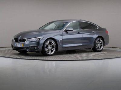 usado BMW 420 Gran Coupé 4 Serie d Line Sport Auto
