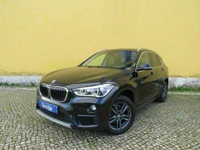 usado BMW X1 16 d sDrive Line xLine (116cv) (5p)