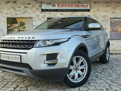 usado Land Rover Range Rover evoque 2.2 TD4 Prestige (150cv) (3p)