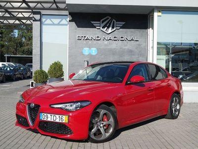 usado Alfa Romeo Giulia 2.2 VELOCE AT8 AWD Q4