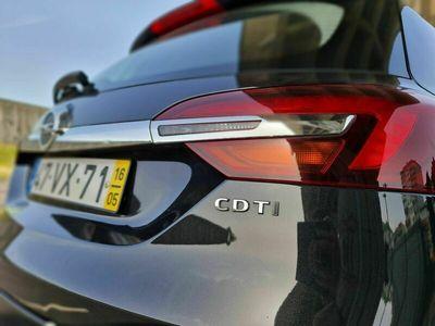 usado Opel Insignia Country Tourer Sports Tourer 1.6 CDTi Selection Active-Sele