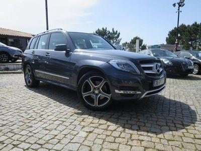 gebraucht Mercedes GLK220 CDi BlueEff.Aut.145g