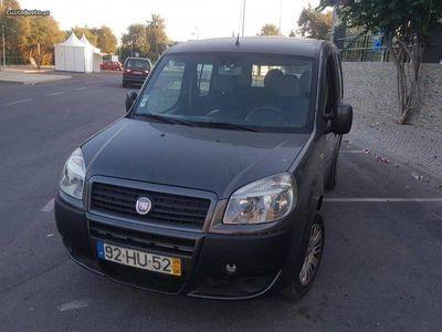 usado Fiat Doblò Nacional 5 lugares