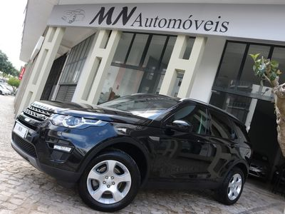 usado Land Rover Discovery Sport 2.0 ED4 HSE Style
