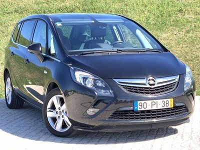 usado Opel Zafira 2.0 CDTi Cosmo Navetec Camera