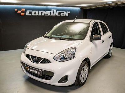 usado Nissan Micra 1.2 Acenta Pure Drive 5P