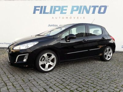 usado Peugeot 308 1.6 e-HDi Active 2-Tronic