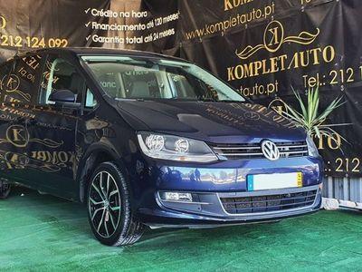 usado VW Sharan 2.0 TDI CONFORTLINE GPS
