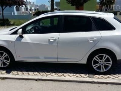 usado Seat Ibiza ST 1.6 TDi Copa DPF (90cv) (5p), Diesel