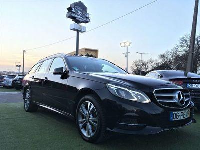 usado Mercedes E300 BlueTec Hybrid Nacional 1Dono