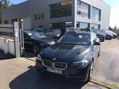 usado BMW 520 D Automatico