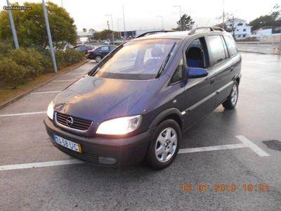 gebraucht Opel Zafira 1.6 Elegance 7 lug