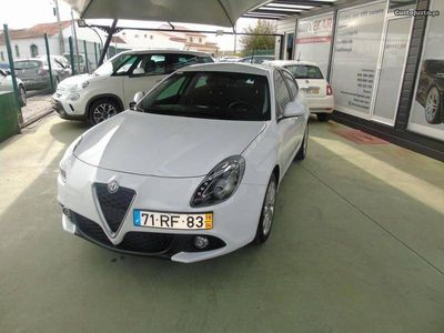 used Alfa Romeo Giulietta 1.6 JTDM 120CV