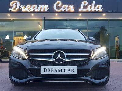 brugt Mercedes C200 Blue TEC Avantgarde