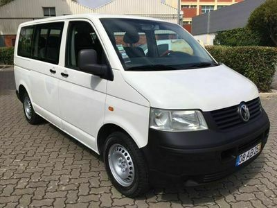 usado VW Transporter KOMBI V 1.9 TDI 9L Ac