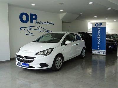 usado Opel Corsa E 1.3 CDTI VAN IVA DEDUTÍVEL