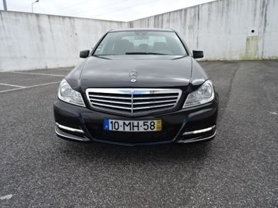 usado Mercedes C220 ClasseCDI Elegance GPS