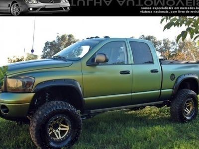 usado Dodge Ram 2500 C 5.9 Turbo Diesel V8