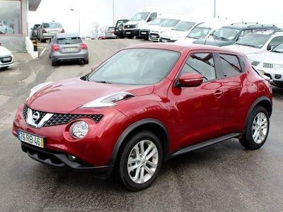 gebraucht Nissan Juke 1.5 DCI ACENTA