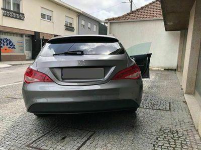 usado Mercedes CLA180 ---