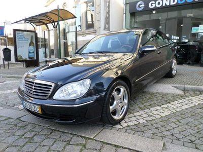 usado Mercedes S320 CDI AMG (selo antigo)