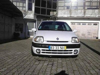 brugt Renault Clio 1.9d