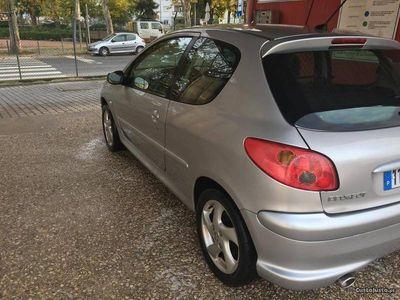 brugt Peugeot 206 1.6 hdi