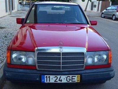 usado Mercedes 250 Série 124
