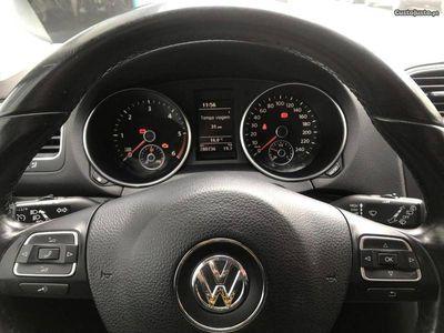 used VW Golf VI 2.0 TDI