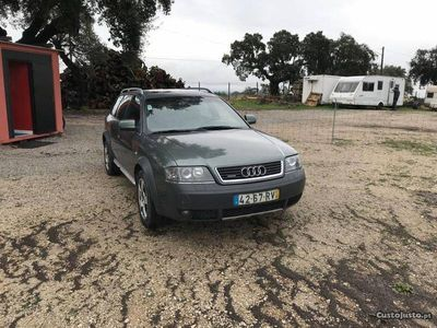brugt Audi A6 Allroad 2.5 TDI