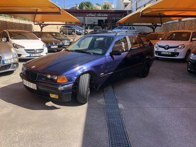 usado BMW 318 tds Touring