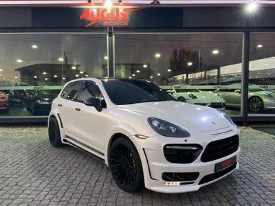 usado Porsche Cayenne S DIESEL KIT HAMANN 420CV
