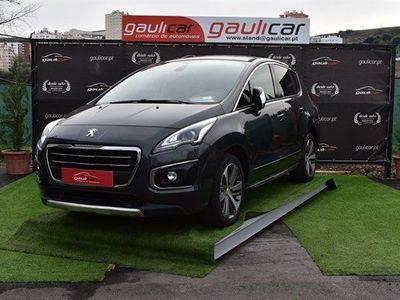 usado Peugeot 3008 1.6 BlueHDi Allure J 18 (120 Cv)5 P