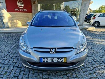 usado Peugeot 307 1.6 HDi Executive