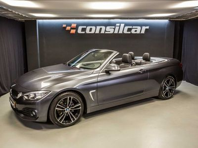 used BMW 420 D Cabrio Sport Pack