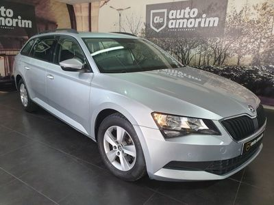 used Skoda Superb 1.6 TDi Ambition