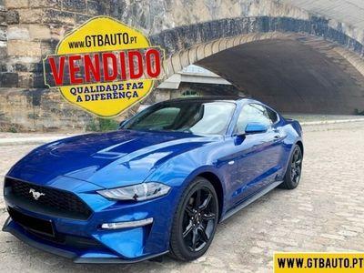 usado Ford Mustang 2.3 EcoBoostViatura de serviço