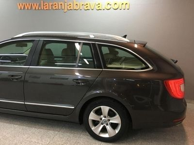 usado Skoda Superb break 1.6 TDi Elegance Greenline