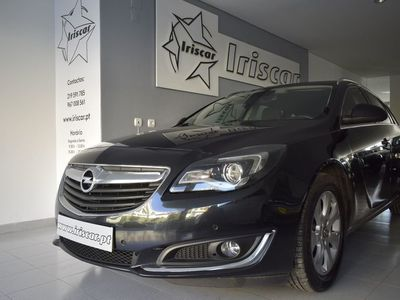 usado Opel Insignia Sports Tourer 1.6Cdti Executive 136Cv