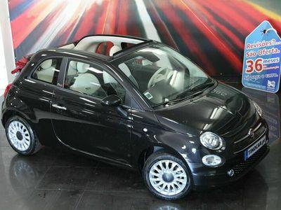 usado Fiat 500C 1.2 Lounge MTA - NOVO - GAR. ATÉ 2024