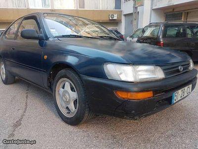 usado Toyota Corolla Starvan 2.0D 2 Lug.