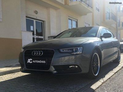 used Audi A5 Sportback 2.0TDi