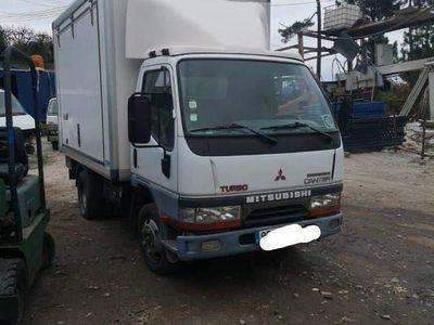 usado Mitsubishi Canter isotérmica