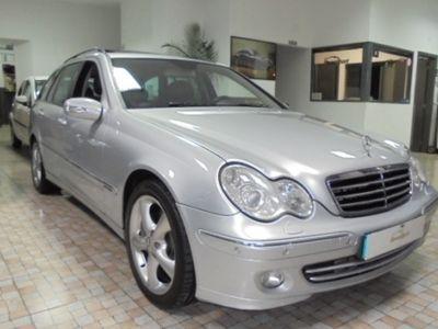 usado Mercedes C220 ClasseCDI Avantgarde Evolution