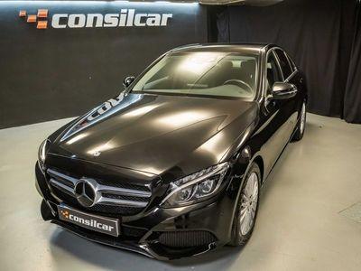 usado Mercedes C300 h Bluetec Executive Pack Navigator