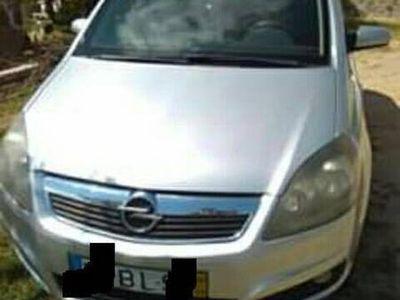 usado Opel Zafira 100